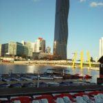 Donauinsel Tretbootfahren