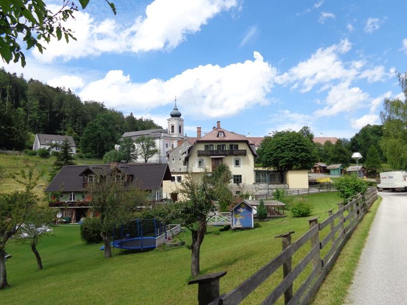 Wallfahrt zum Mariahilfberg