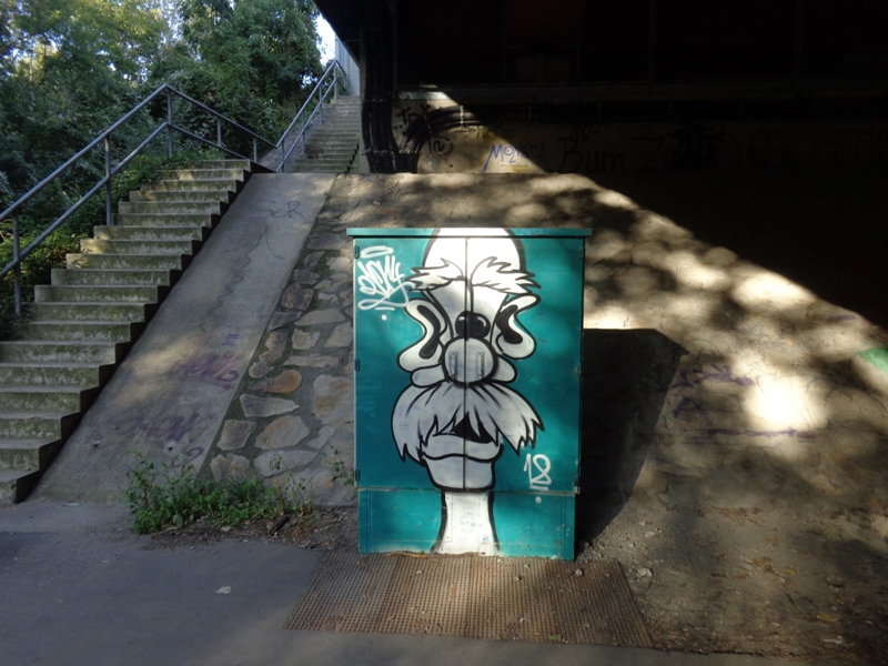 Asterix Graffiti
