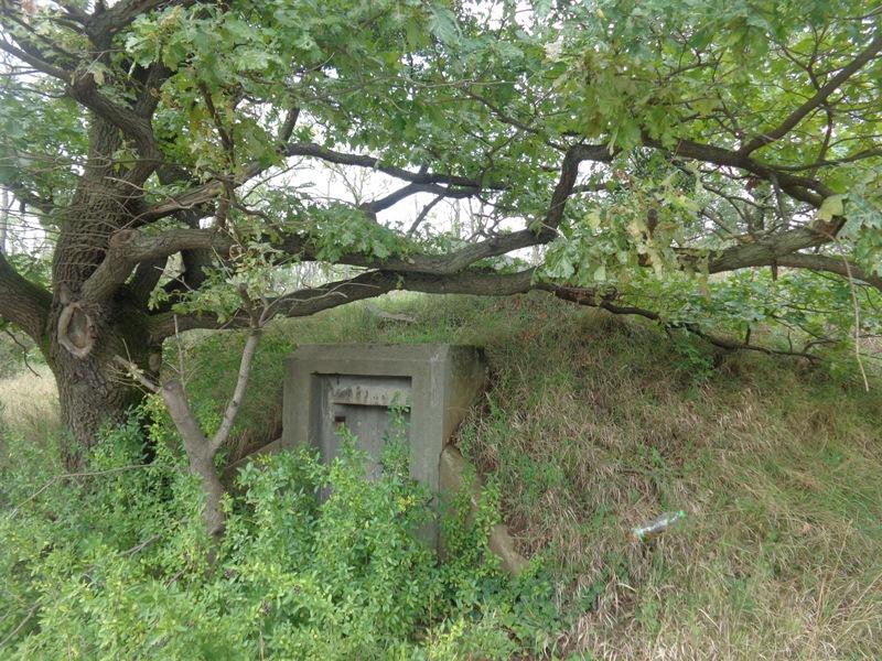 Bunker bei Straßhof