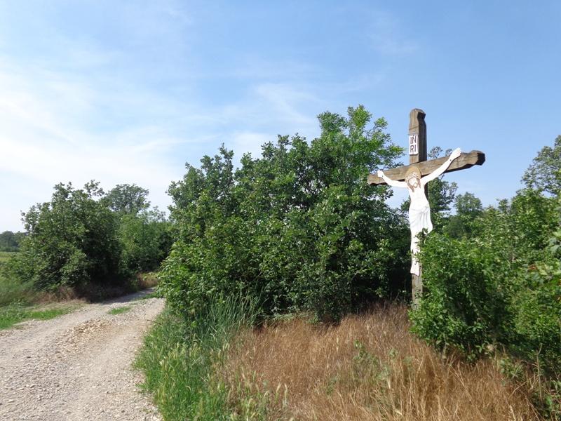 Kreuz bei Ebenthal