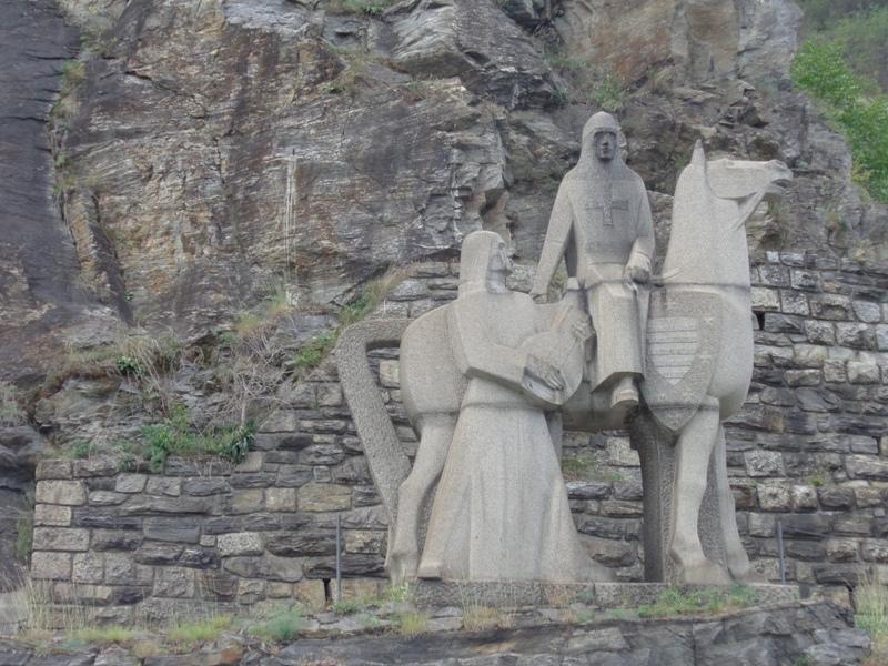 Richard Löwenherz Denkmal