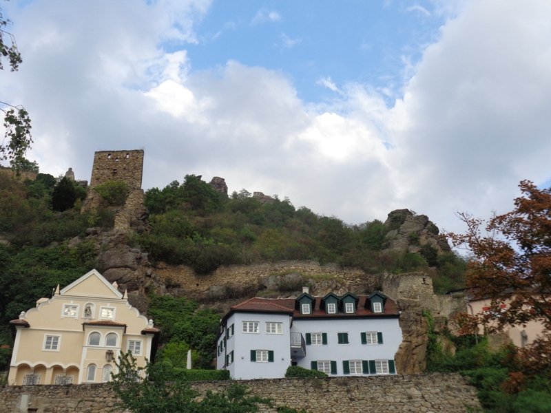 Stadtmauer Dürnstein