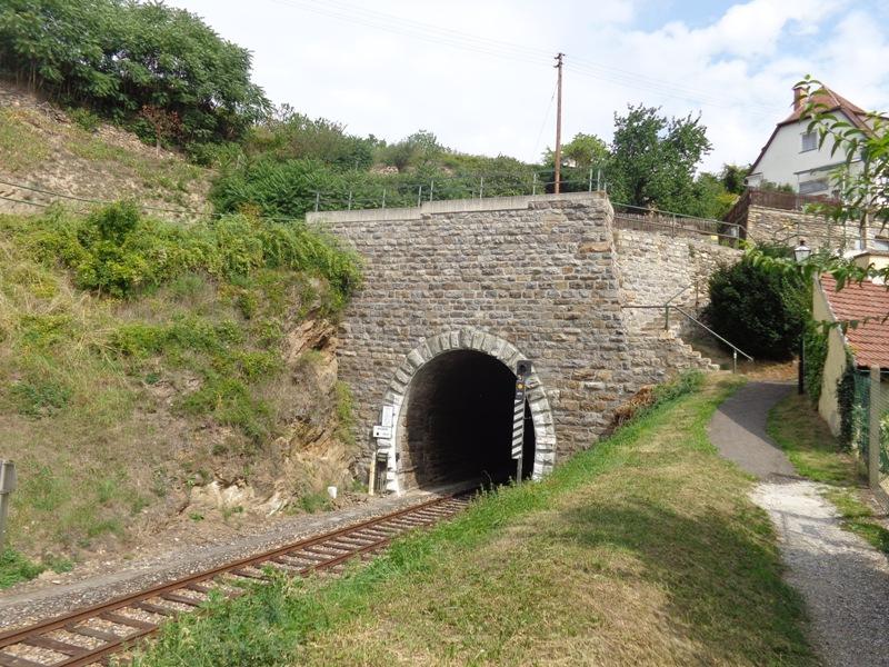 Tunnel der Wachaubahn
