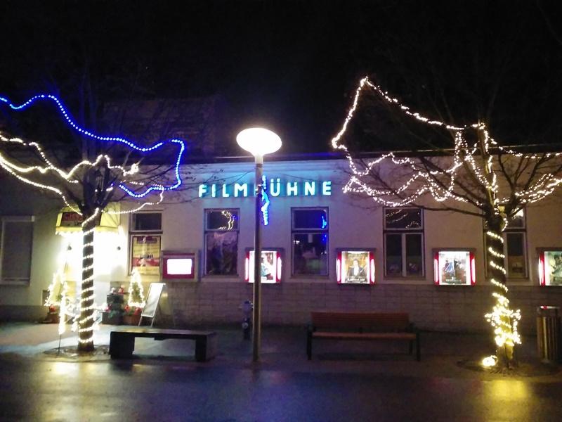 Weihnachtliche Filmbühne