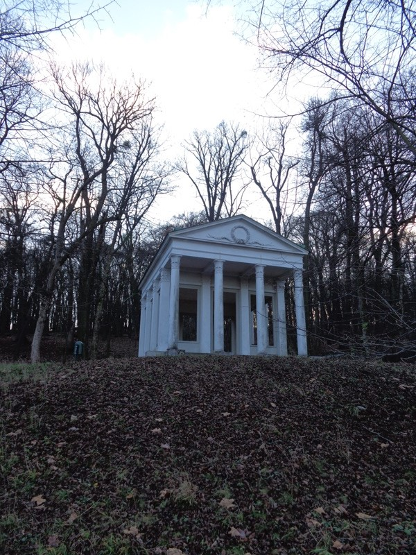Tempel in Pötzleinsdorf