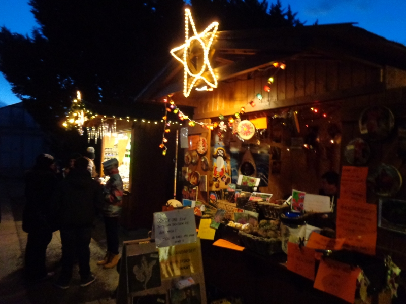Adventmarkt Hirschstetten