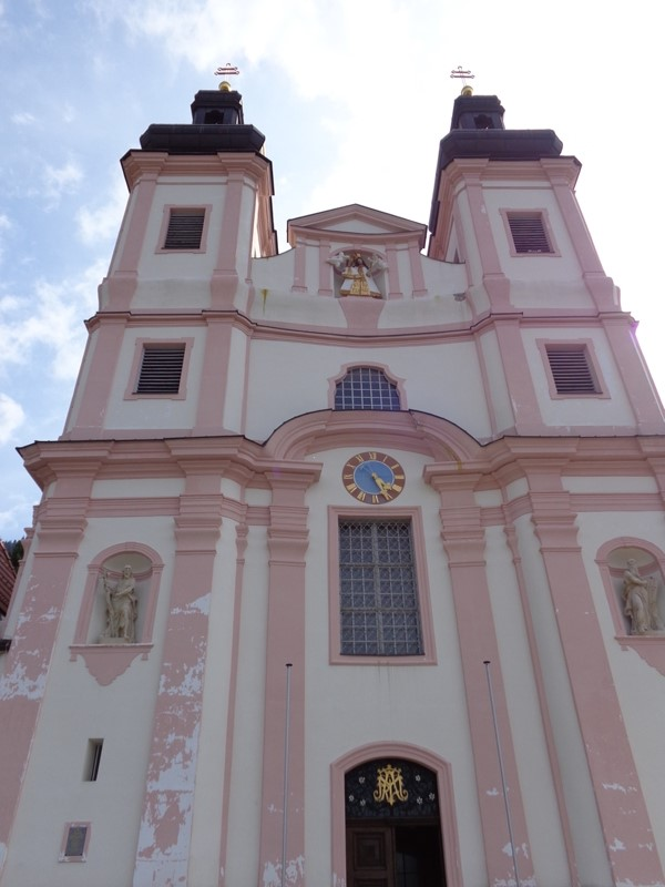 Kirche Maria Schutz