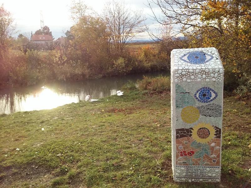 Mosaik am Rußbach