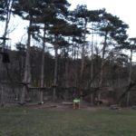 Waldseilgarten an der Elisabethwiese