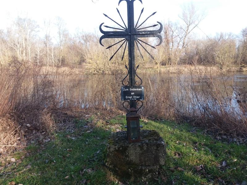 Ernst Ohler Kreuz