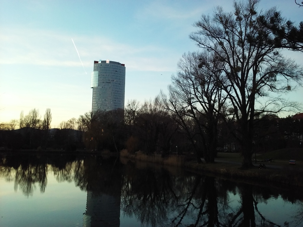 Florido Tower am Wasserpark
