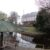 Teich vor dem Belvedere 21