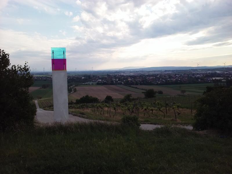 Aussicht vom Tetzenberg