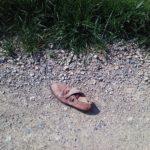 Der mysteriöse Schuh