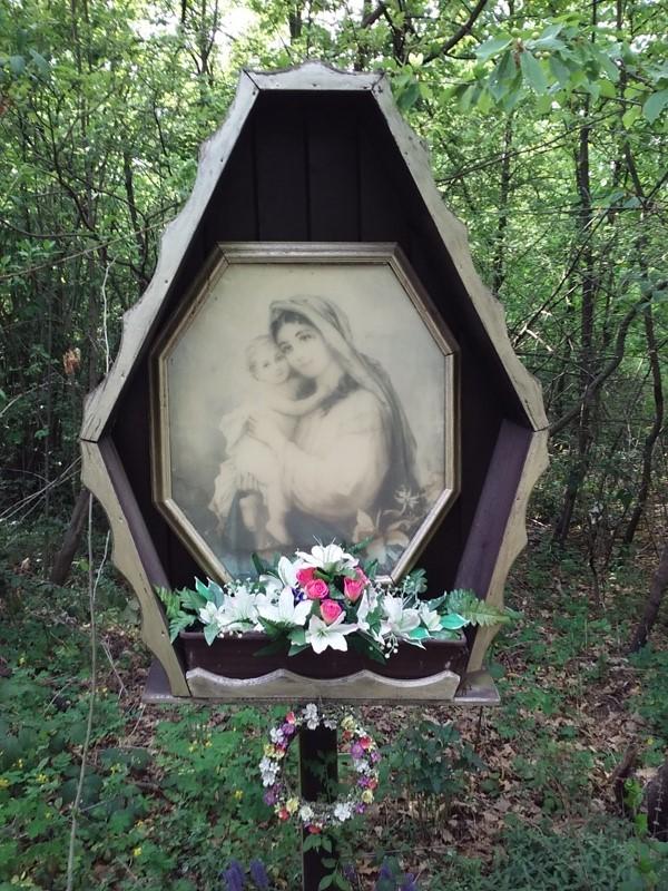 Madonna am Waldrand