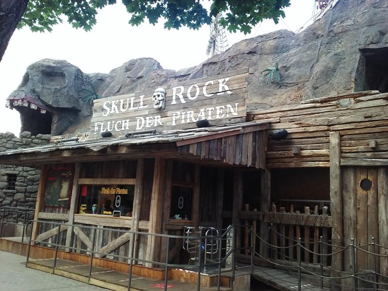 Skull Rock im Prater