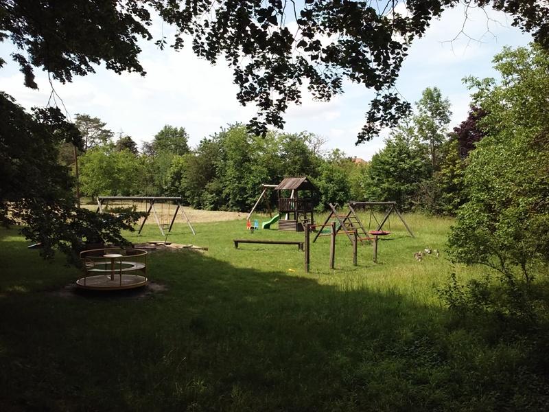 Spielplatz Parbasdorf