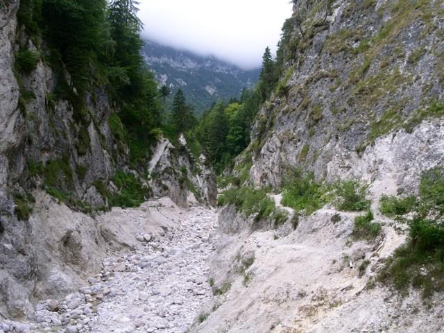 Almbachklamm bei Berchtesgaden