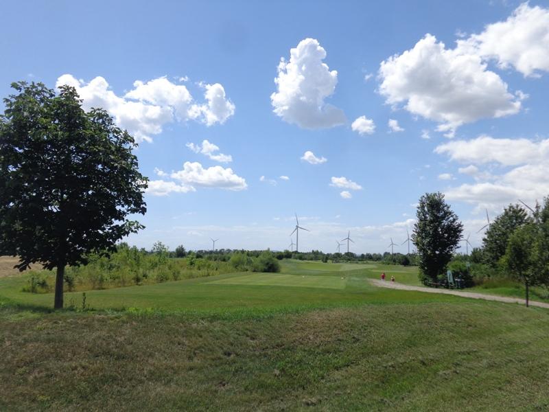 Golfplatz bei Helmahof