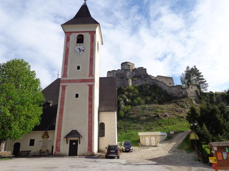 Kirche Klamm