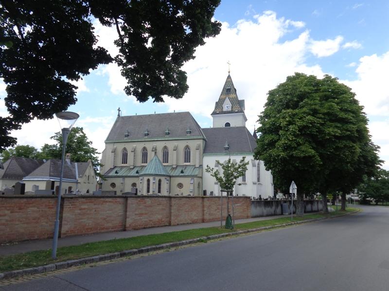 Kirche in Großengersdorf