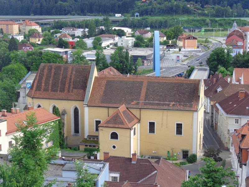 Minoritenkirche in Bruck