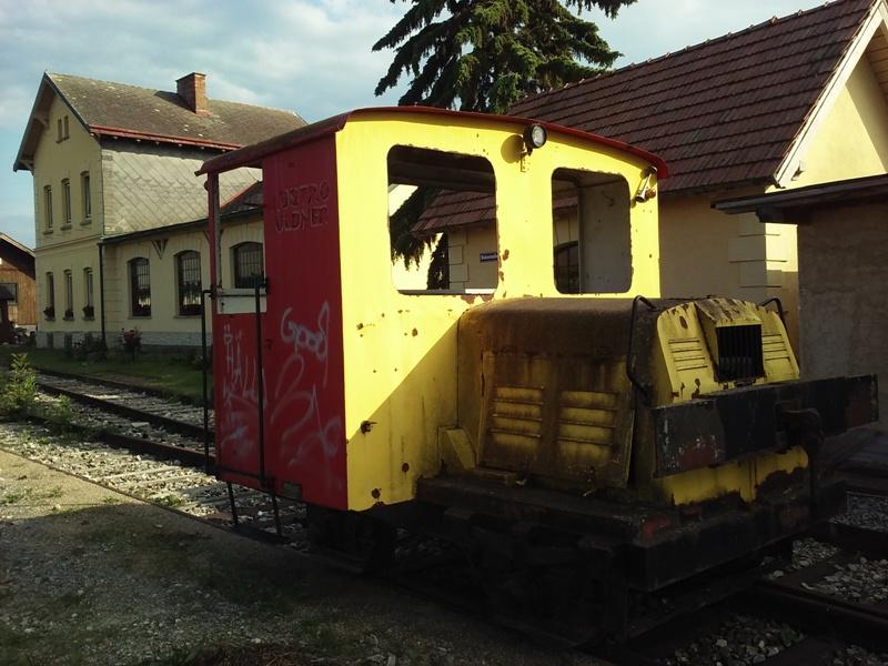 Nostalgie Triebwagen