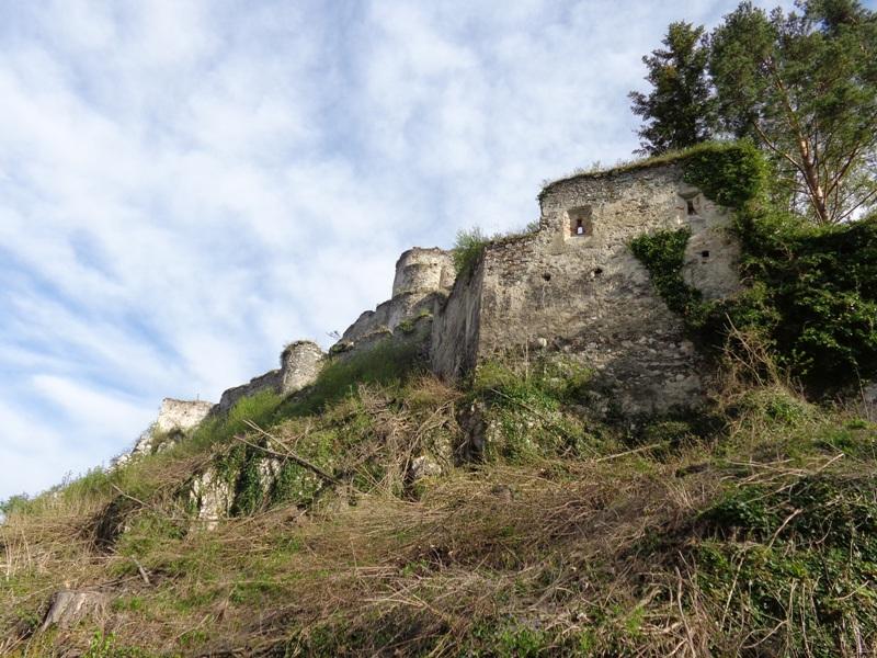 Ruine Klamm