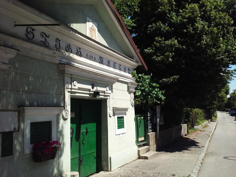 Weinkeller in Langenzersdorf