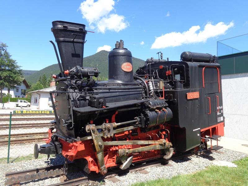 Zahnradbahn Museum