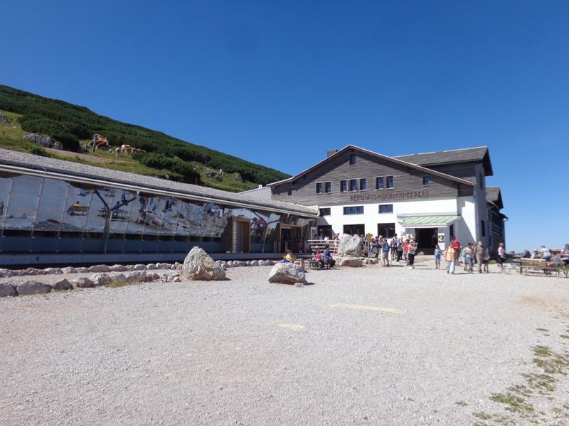 Berghaus Hochschneeberg
