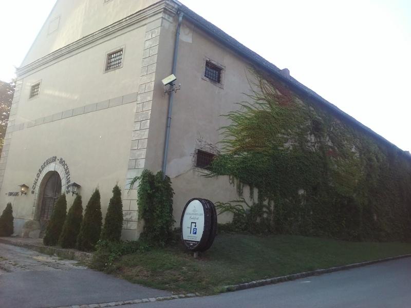 Bockfließer Schlosskeller