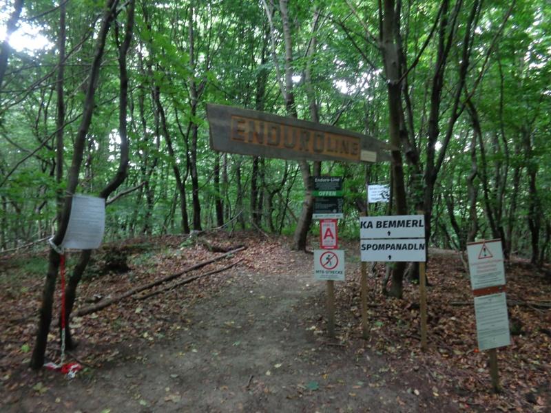 Mountainbiken Hohe Wand