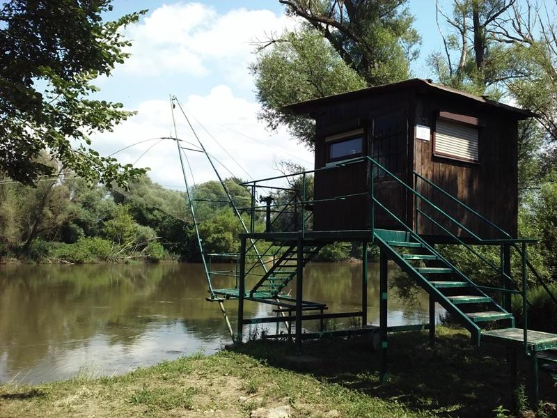 Fischerhütte bei Schloss Hof