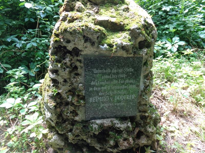 Heimito von Doderer Stein