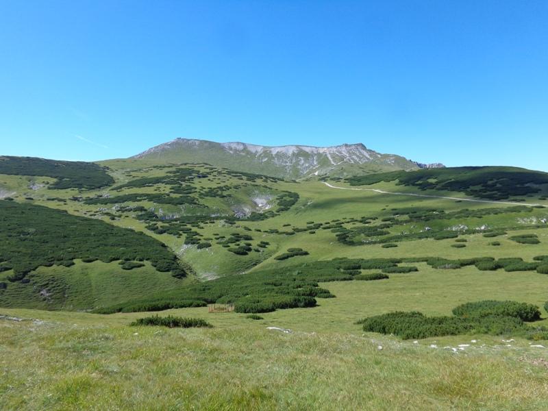 Hochschneeberg Plateau