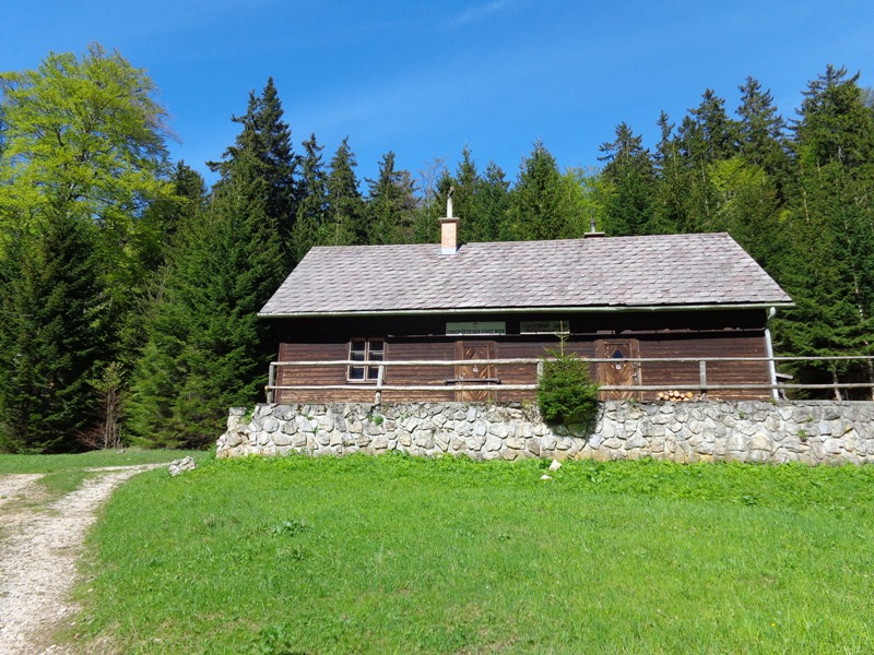 Lackaboden Hütte