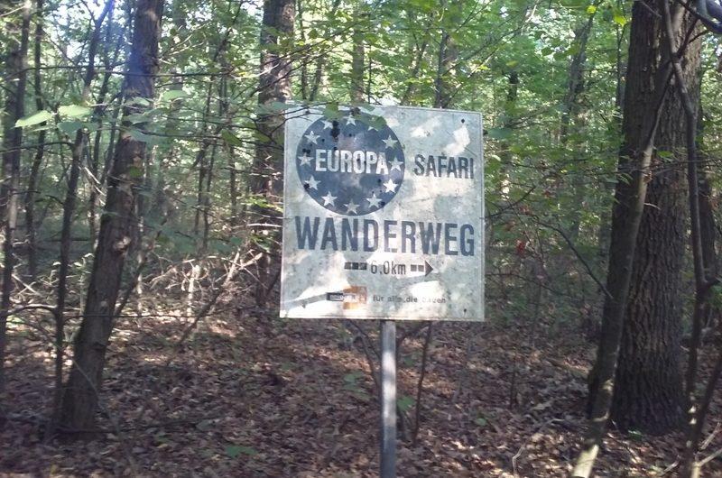 Europa Safari Wanderweg