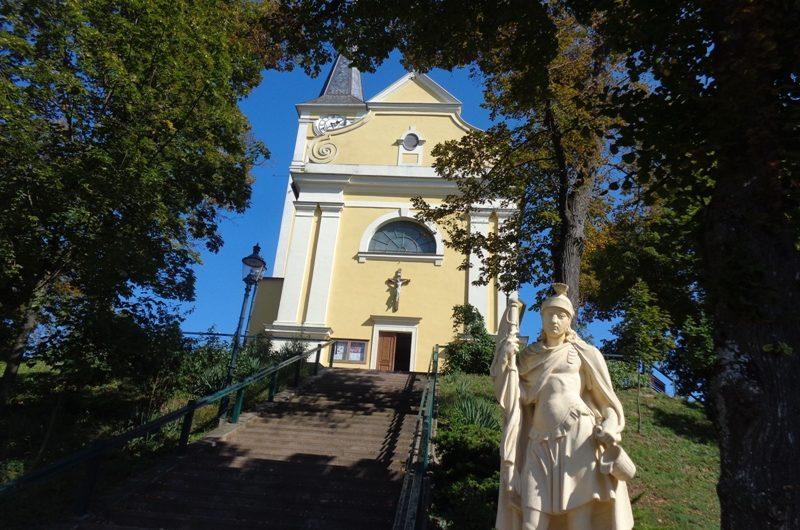 Kirche Ebenthal