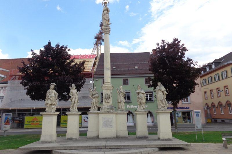 Mariensäule in Bruck
