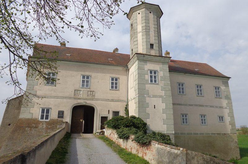 Schloss Jedenspeigen im Weinviertel