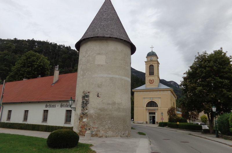 Schloss Stuben in Reichenau