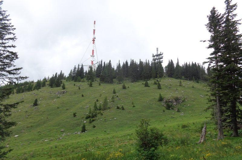 Sonnwendstein Gipfel