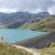 Staumauer am Weißsee