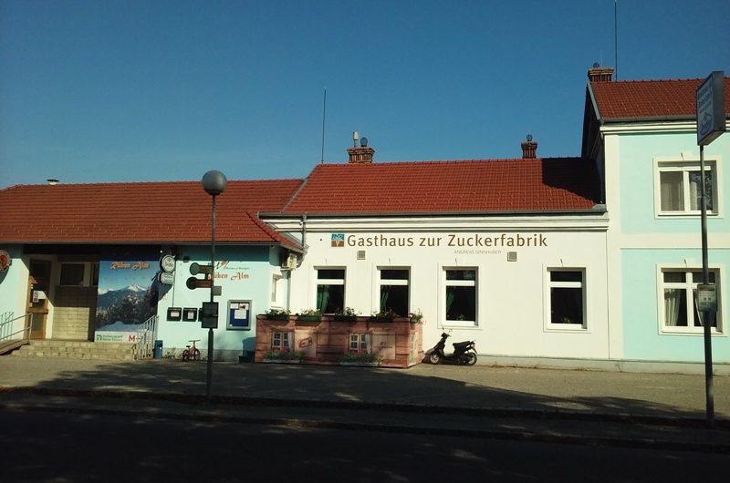 Gasthaus zur Zuckerfabrik