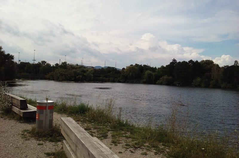 Rastplatz am Wasserpark