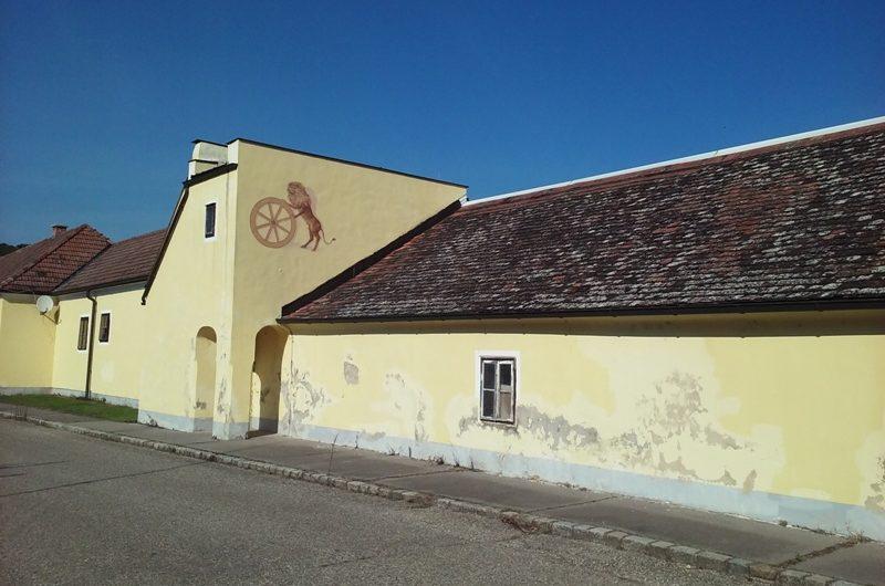 Reitstall von Schloss Obersiebenbrunn