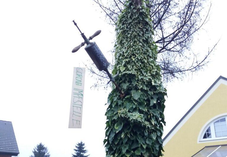 Impfstelle bei Wolkersdorf