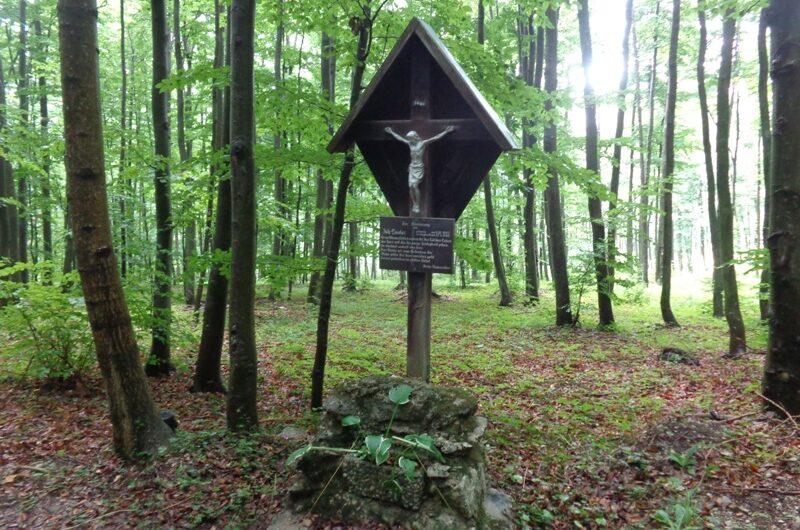 Wegkreuze bei Feichtenbach